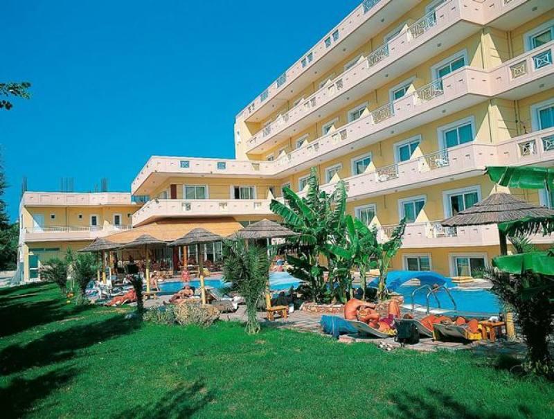 Appartementen Rafael - Ixia (Trianda) - Rhodos